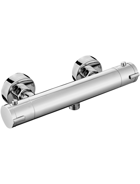 GO/ON! Brause-Thermostat »Badezimmer, Duscharmatur«, Breite: 273 mm, Messing