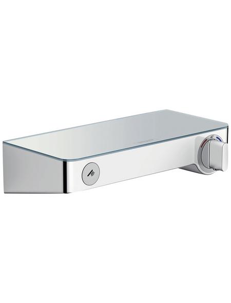 HANSGROHE Brause-Thermostat, Breite: 302 mm, Kunststoff/Metall/Sicherheitsglas
