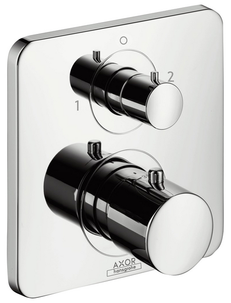 HANSGROHE Brause-Thermostat »Citterio M«, Breite: 170 mm, Messing