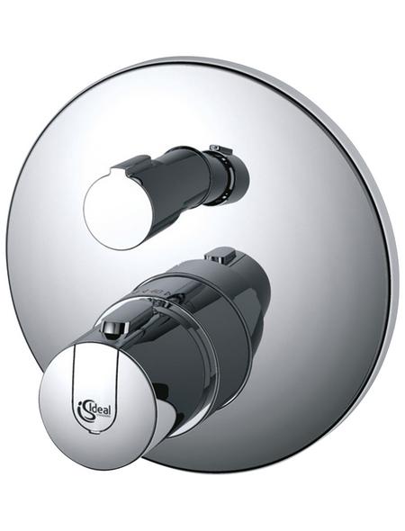 SANICOMFORT Brause-Thermostat, Messing