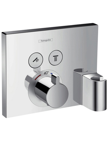 HANSGROHE Brause-Thermostat »ShowerSelect«, Breite: 188 mm, Kunststoff/Metall
