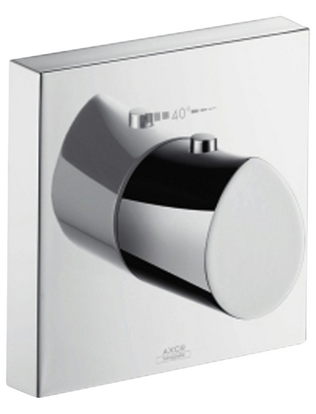 HANSGROHE Brause-Thermostat »Starck Organic«, Breite: 120 mm, Messing