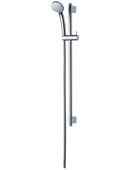 IDEAL STANDARD Brausegarnitur, Höhe: 90,5 cm, chromfarben