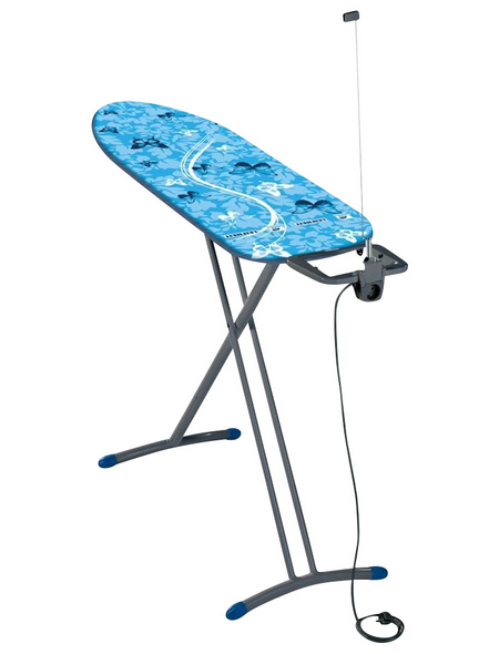 LEIFHEIT Bügeltisch, Air Board M Solid Plus, Blau