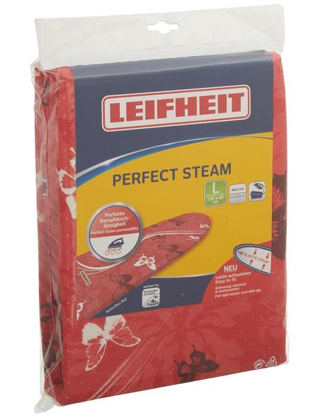 LEIFHEIT Bügeltischbezug, Perfect Steam, 45x130 cm