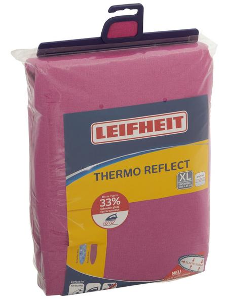 LEIFHEIT Bügeltischbezug, Thermo Reflect, 45x140 cm