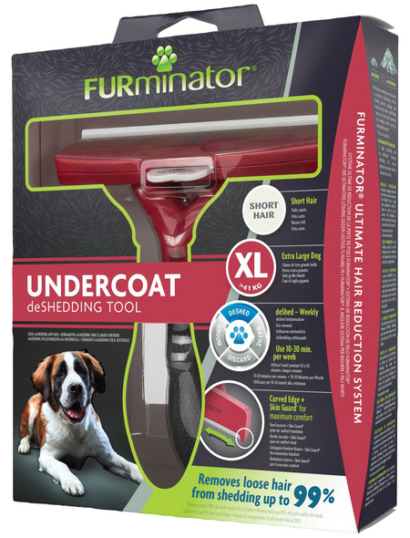 FURMINATOR Bürste »UNDERCOATED« für für sehr große Hunde über 41 kg