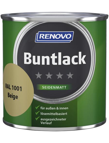 RENOVO Buntlack, beige, seidenmatt