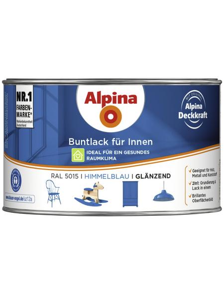 ALPINA Buntlack, blau , glänzend