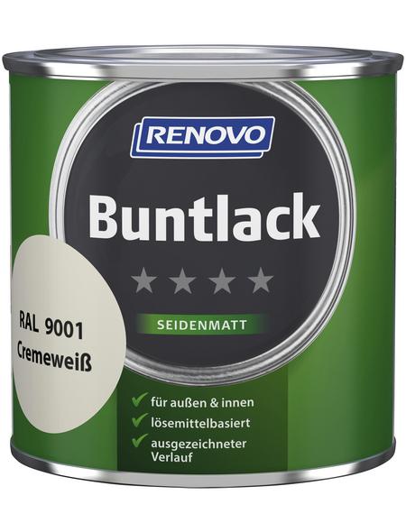 RENOVO Buntlack, cremeweiß, seidenmatt