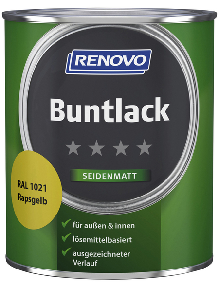 RENOVO Buntlack Deckend