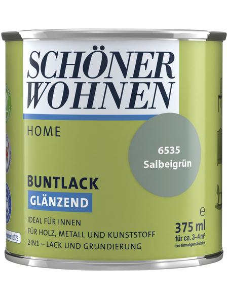 SCHÖNER WOHNEN Buntlack »Home«, salbeigrün , glänzend