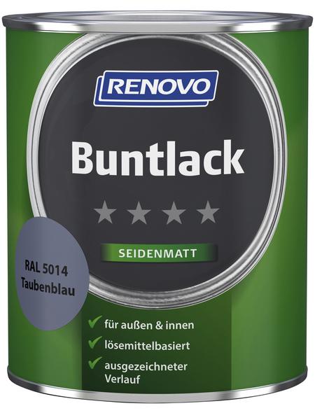 RENOVO Buntlack, seidenmatt