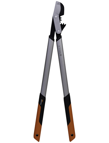 FISKARS Bypass-Astschere »PowerGear X«, Klingenlänge: 7 mm, Stahl