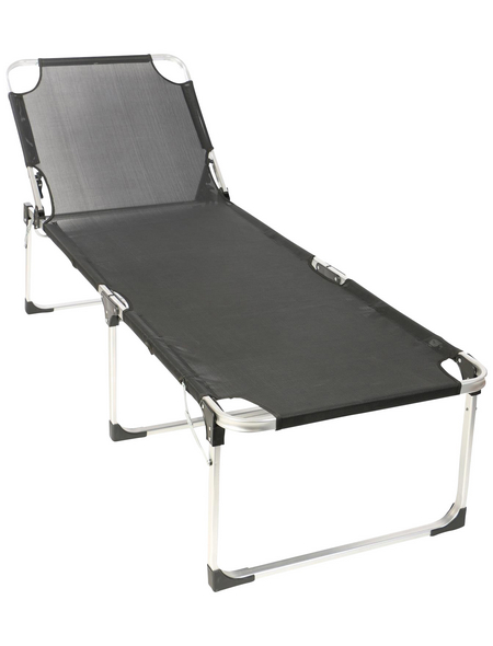 SUNGÖRL Campingliege »Campingliege«, Gestell: Aluminium, Klappfunktion