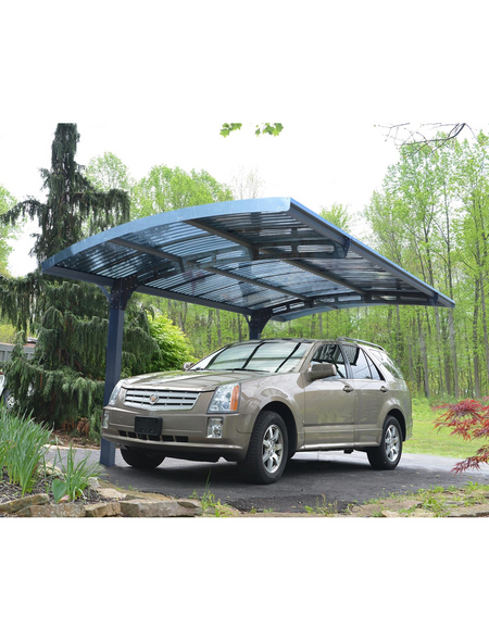 TEPRO Carport »Arizona«, B x T x H: 300,2 x 494,7 x 273,4 cm, anthrazit