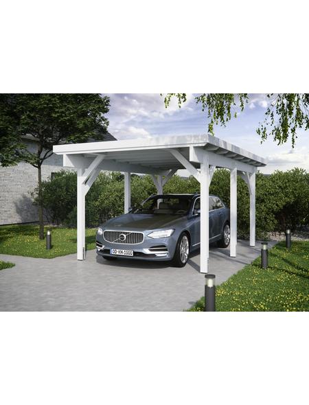 KIEHN-HOLZ Carport »KH 300«, Außenmaß BxT: 344 x 504 cm