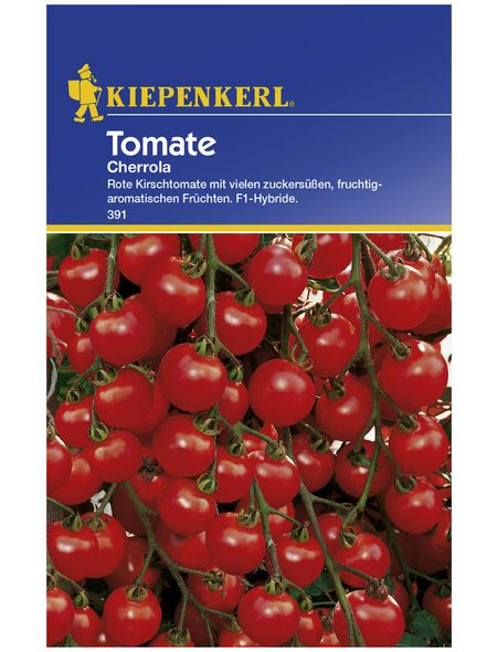 KIEPENKERL Cherry-Tomate lycopersicum Solanum »Cherrola F1«