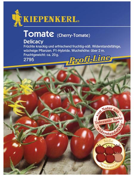 KIEPENKERL Cherry-Tomate lycopersicum Solanum »Delicacy«