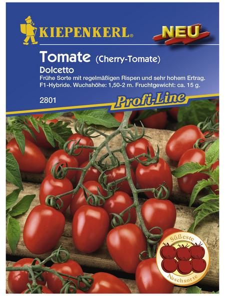KIEPENKERL Cherry-Tomate lycopersicum Solanum »Dolcetto«
