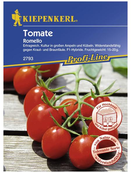 KIEPENKERL Cherry-Tomate lycopersicum Solanum »Romello«