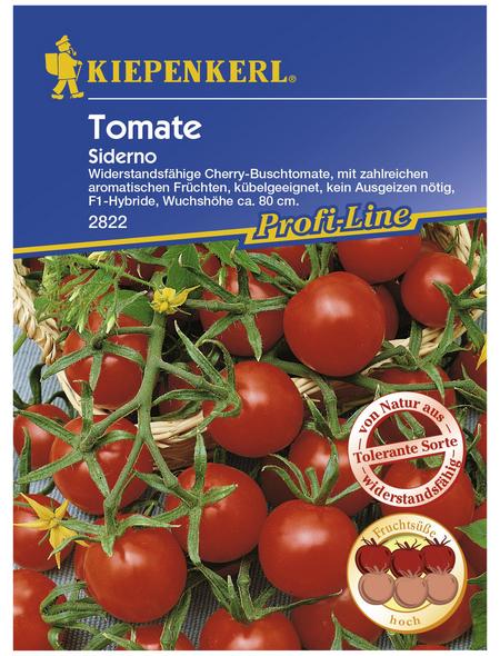 KIEPENKERL Cherry-Tomate lycopersicum Solanum »Siderno F1«