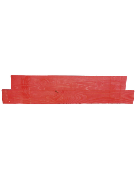 KRAUSE ClimTec Querbord, MONTO, rot, 65 cm