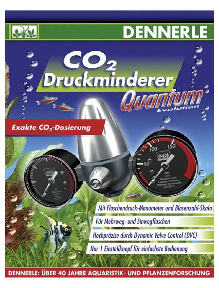 CO2-Druckminderer QUANTUM