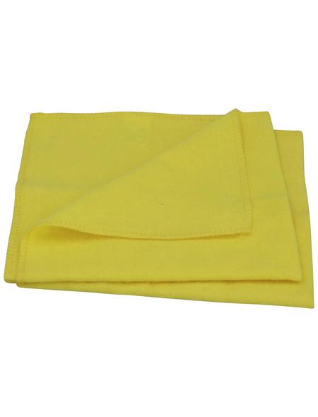 NIGRIN Cockpittücher, gelb