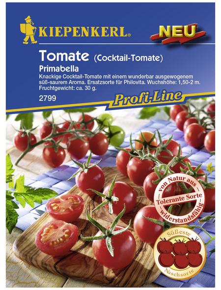 KIEPENKERL Cocktail-Tomate lycopersicum Solanum »Primabella«