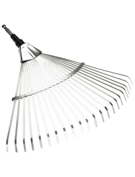 GARDENA Combi-Fächerbesen, Arbeitsbreite: 50 cm, Federstahl