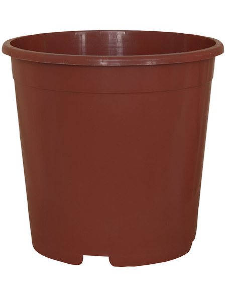 GELI Containertopf, Breite: 11 cm, terracotta, Kunststoff