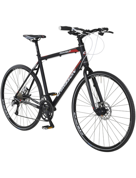 CHRISSON Crossbike »Roadgun 2.0«, 28 Zoll, 18-Gang, Herren