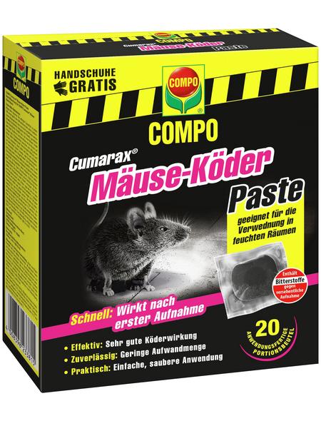 COMPO Cumarax® Mäuse-Köder Paste 200 g