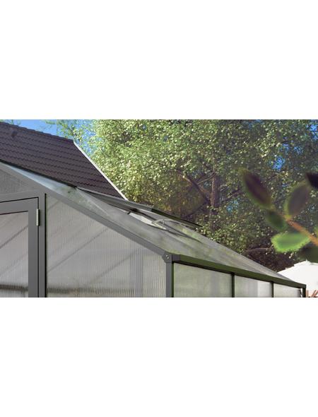 KGT Dachfenster »Rose/Orchidee/Lilie«, BxH: 102 x 62 cm, Aluminium