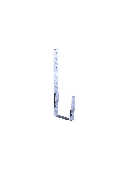 SAREI Dachrinnenträger, 10-teilig, NW 60, Nennweite: 60 mm, Stahl