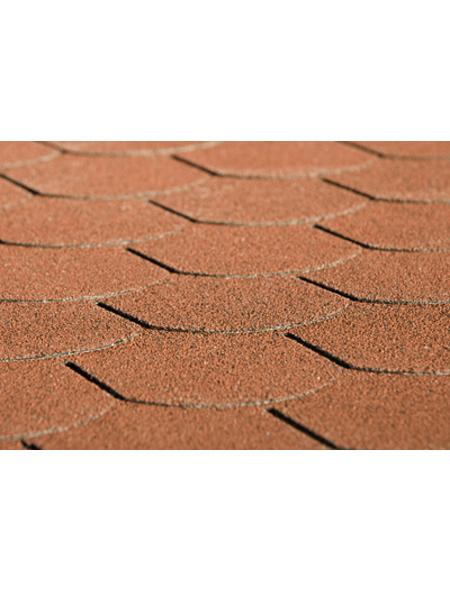 WEKA Dachschindel für Gartenhäuser, Bitumen