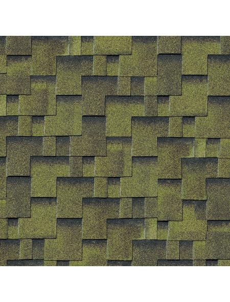 KARIBU Dachschindel für Gartenhäuser, Bitumen