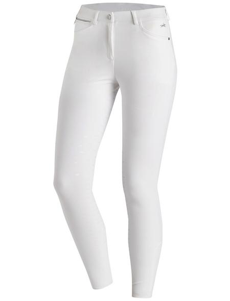 Schockenmöhle Sports Damenreithose Electra FS, Größe: 38, white