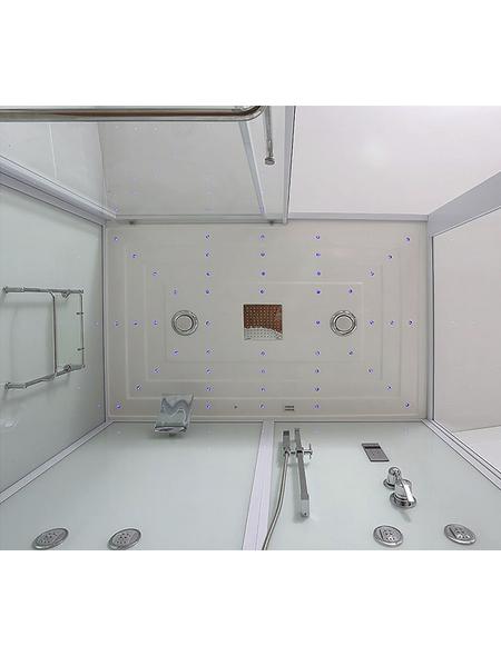 HOME DELUXE Dampfdusche »Design XL«, 3000 W
