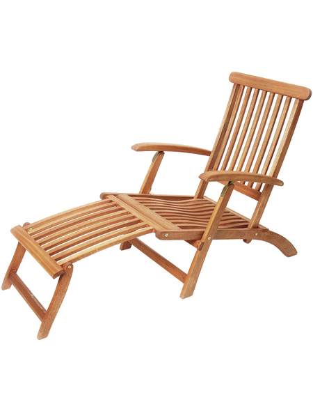 Deckchair »Deck Chair«, Eukalyptusholz