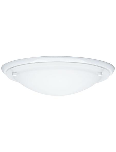 PAULMANN Deckenleuchte »Arctus« weiß, 60 W, E27, dimmbar, ohne Leuchtmittel