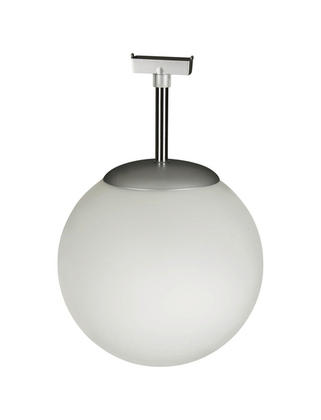 PAULMANN Deckenleuchte »Ceiling Globe/URail« chromfarben/weiss 10 W, E14, dimmbar, ohne Leuchtmittel