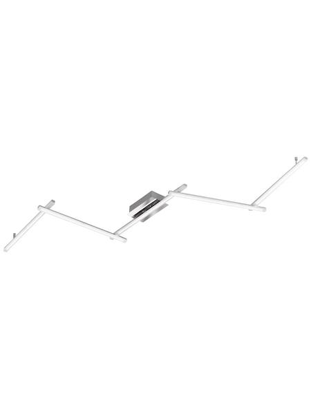 wofi® Deckenleuchte »CLAY«, dimmbar, Kunststoff/Metall