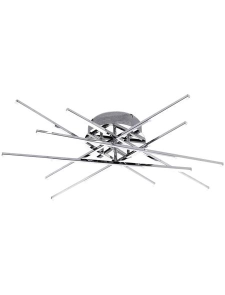 wofi® Deckenleuchte Kunststoff/Aluminium