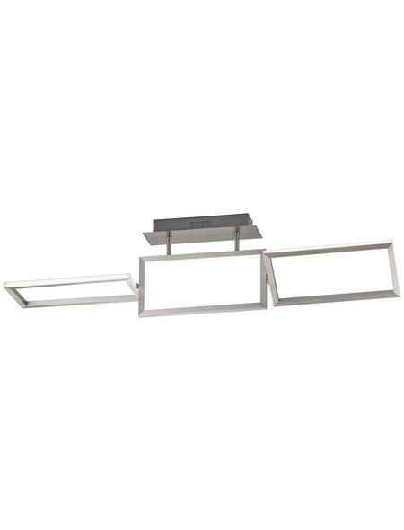 wofi® Deckenleuchte Kunststoff/Metall