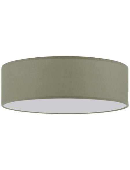 BRILONER Deckenleuchte Kunststoff/Metall/Stoff