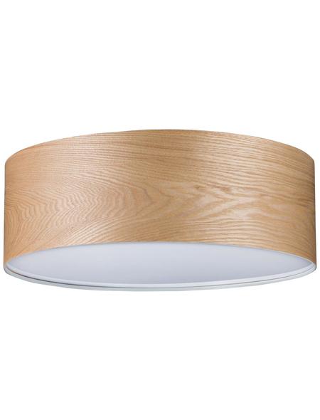 PAULMANN Deckenleuchte »Neordic Liska« braun 60 W, E27, dimmbar, ohne Leuchtmittel