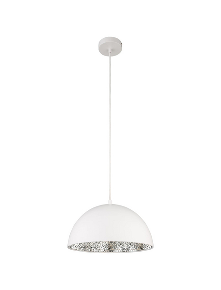 GLOBO LIGHTING Deckenleuchte »Okko« weiß 60 W, 1-flammig, E27, inkl. Leuchtmittel