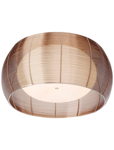 BRILLIANT Deckenleuchte »Relax« chromfarben/bronzefarben 30 W, E27, ohne Leuchtmittel
